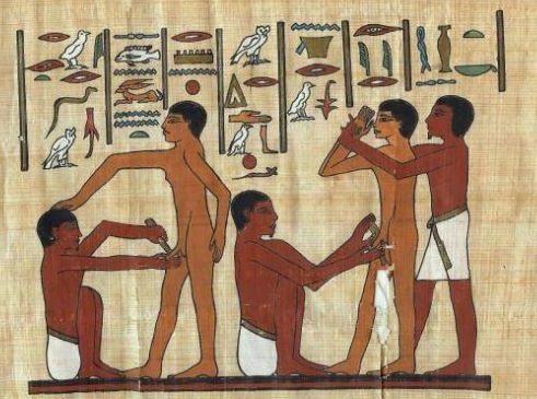 ברית מילה במצרים העתיקה